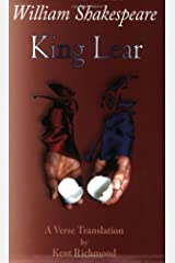 King Lear: A Verse Translation in English (Enjoy Shakespeare) Paperback