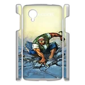 Diy Phone Cover Hancock for Google Nexus 5 WEQ338788