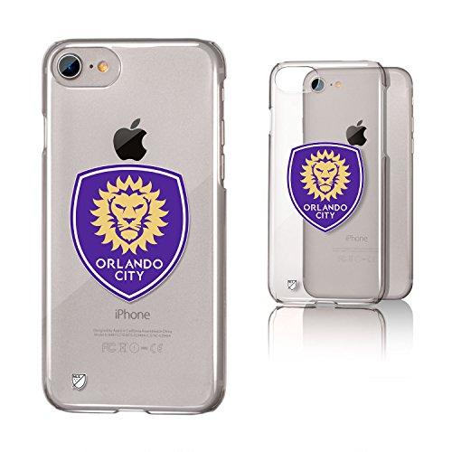 Keyscaper Orlando City Soccer Club Insignia iPhone 6/7/8 Clear Slim Case MLS by Keyscaper