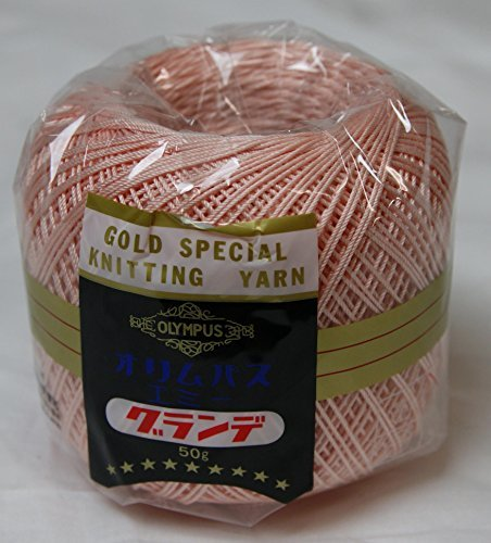 Emmy grande lace thread 50 g handball 161 by Olempus made cord