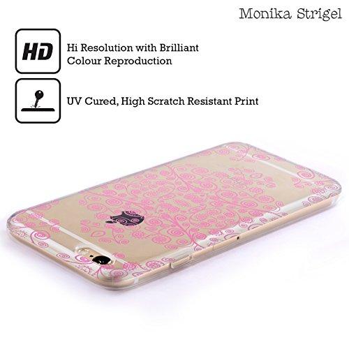 Officiel Monika Strigel Rose Ambroisie 2 Étui Coque en Gel molle pour Apple iPhone 5 / 5s / SE