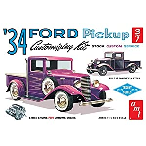 AMT 1934 Ford Pickup 1:25 Scale Model Kit 2