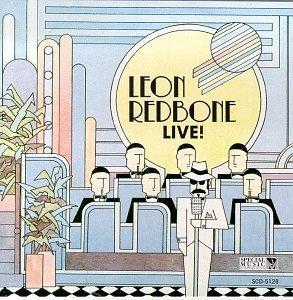 Live by Leon Redbone (1995-03-14) (Leon Redbone Live)