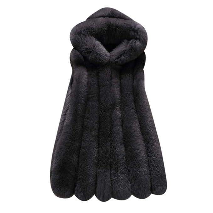 Amazon.com: Bebogo – chaleco de invierno de piel sintética ...