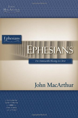 Read Online Macarthur Bible Studies: Ephesians (Macarthur Study Guide) ebook