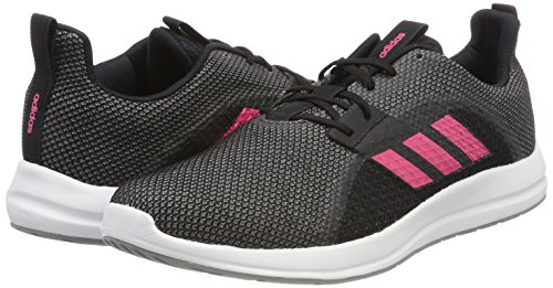 F17 real Femme grey Chaussures Adidas V Three Noir Running Black Pink De Element S18 core qw6xAU