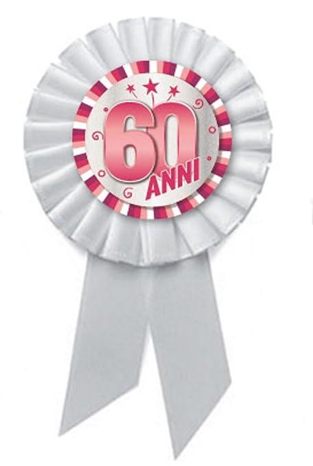VIRCA Diana cumpleaños 60 años mujer PS 27290 - 5: Amazon.es ...