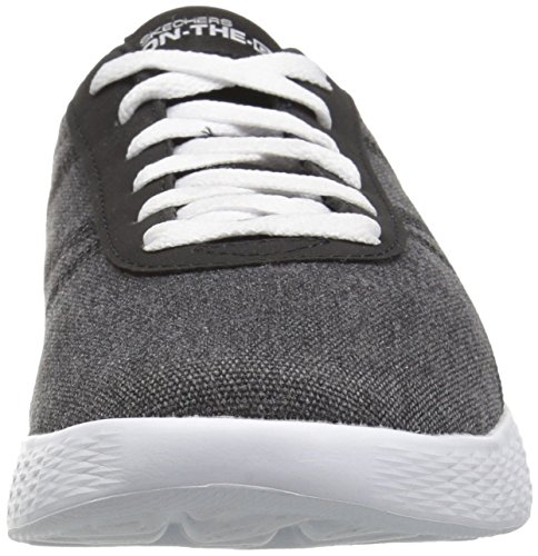 Skechers On The Go Glide Sprint Mujer US 9 Negro Zapatillas UK 6 EU 39
