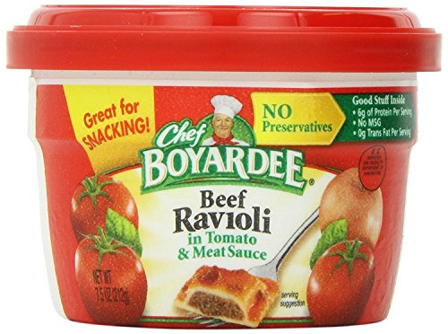 Chef Boyardee Beef in