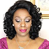 Best African American Wigs - Short Curly Wigs for Black Women African American Review