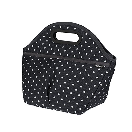 packit-freezable-traveler-lunch-bag-polka-dots