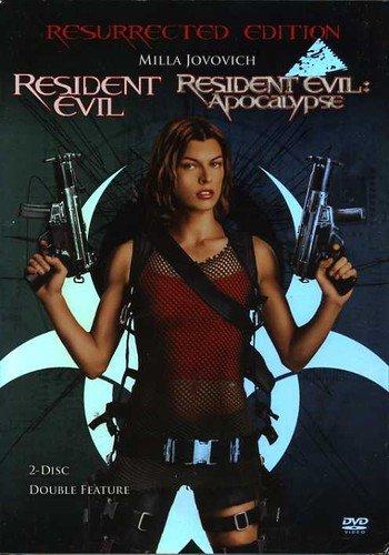 DVD : Resident Evil & Resident Evil: Apocalypse (2 Disc)