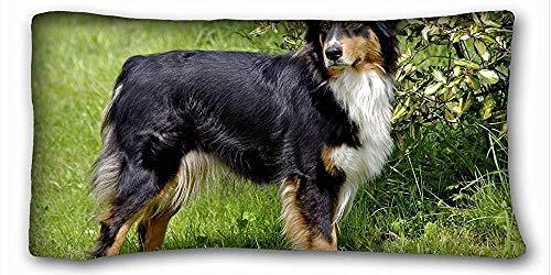 EGDE4 Decor Pillows Custom Decoration King Size Pillowcase Animals Australian Cattle Shepherd 20