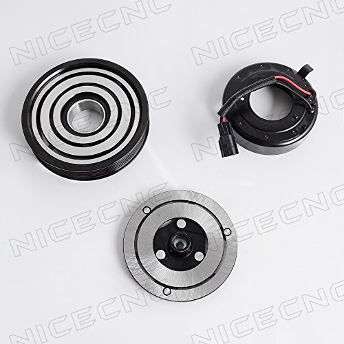 NICECNC AC A/C Compressor Clutch Repair Kit for Nissan altima/sentra 2007-2012 4cyl 2.5l