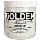 Golden 0003330-6 16oz. - 473ml - Clear Tar Gel - Medium