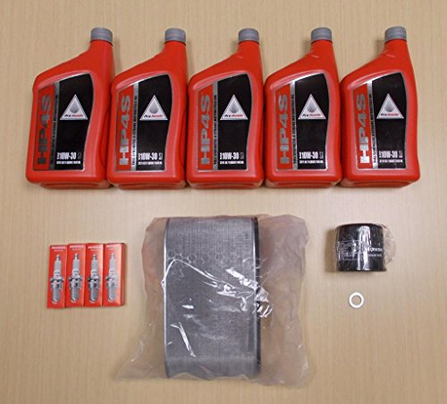 New 2003-2013 Honda ST 1300 ST1300 OE Complete Synthetic Oil Service Tune-Up Kit