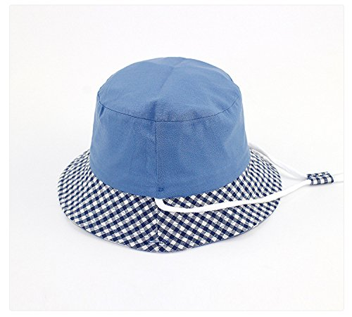 Toddler Unisex Acvip Travel Sun Bob Animal Cappello Baby Pescatore Jean Pattern BxBqAw4