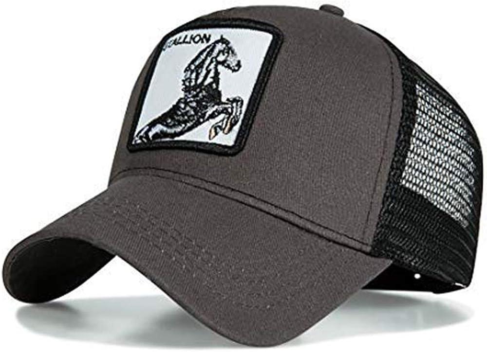 Ss - Gorra de béisbol - para hombre Horse Talla única: Amazon.es ...