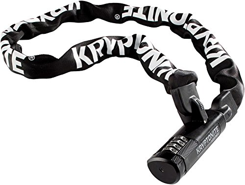 Cheap Kryptonite Keeper Combination Integrated Bicycle Chain (7mm X 120cm)