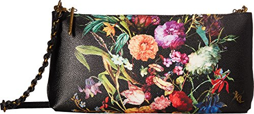 Way Botanica Lucca Demi Clutch 3 Bag Cross Artisan Black Body Convertible Autumn Elliott qZxtwSUnt