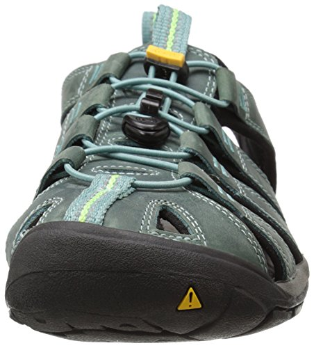 Leather Keen Mineral Sandal US 5 Women's Blue Clearwater CNX M 5 Yellow qrwXUtr