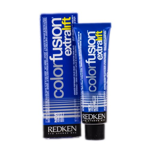 Fusion High Lift (Redken Color Fusion Extra Lift Haircolor Cream EL-G Gold)
