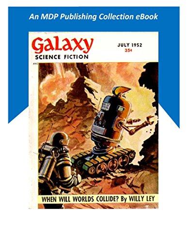 Galaxy Science Fiction July 1952 (Galaxy Science Fiction Digital Series)
