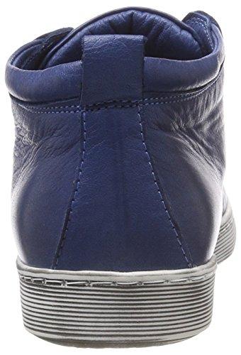 Mezclilla Mujer Conti de 0341522 para Andrea Jeans Zapatillas Pantalon Altas 48xAq