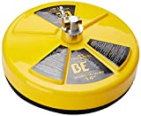 BE PRESSURE 14' Whirl-A-Way Flat Surface Cleaner