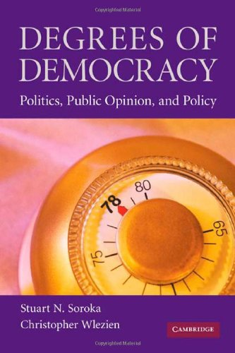 - Degrees of Democracy: Politics, Public Opinion, and Policy