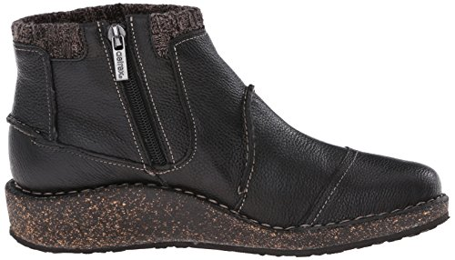 Tessa Sweater Women's Black Short Boot Aetrex Aq5w4t