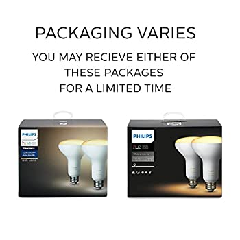 Philips Hue 2-pack White Ambiance Br30 60w Equivalent Dimmable Led Smart Flood Light (Works With Alexa Apple & Google Assistant) 6