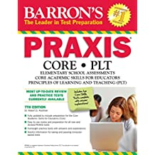 Barron's PRAXIS:CORE,PLT, 7th edition