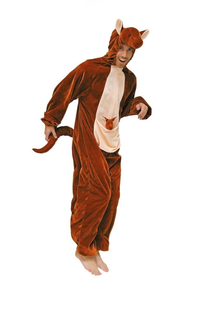 Stekarneval - Disfraz de canguro para hombre, talla UK 44 (9950854 ...