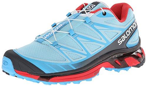 para mujer azul Wings running Azul Pro para 2015 Zapatillas trail Salomon dOqwdC8