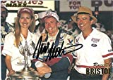 Autograph Warehouse 41217 Mark Martin Autographed Trading Card Auto Racing 1994 Maxx No. 287