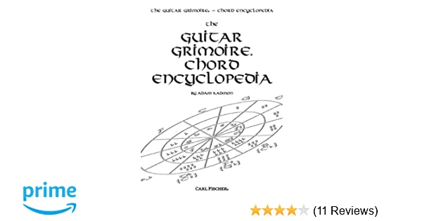Guitar Grimoire Chord Encyclopedia Pdf