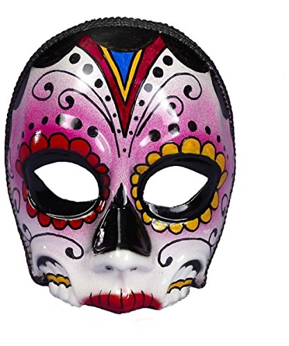 [Female Day of the Dead Mask] (Day Of The Dead Female Mask)