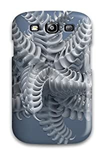 Tpu Protector Snap ArIsmXV22571RENUn Case Cover For Galaxy S3