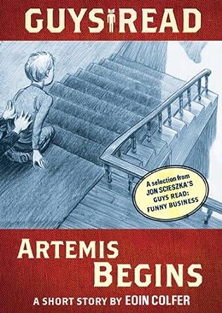 book cover of Artemis Begins