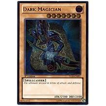 Yu-Gi-Oh! - Dark Magician (YSYR-EN001) - Starter Deck: Yugi Reloaded - 1st Edition - Ultimate Rare