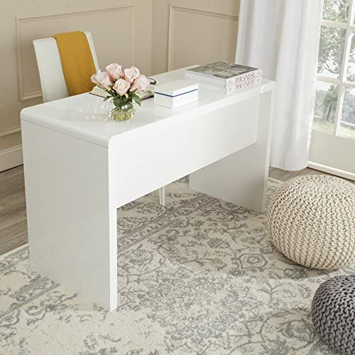 Safavieh Home Collection Kaplan White Desk