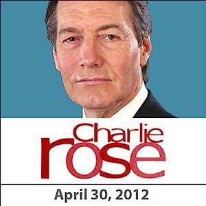 Charlie Rose: Paul Krugman, April 30, 2012 Radio/TV Program