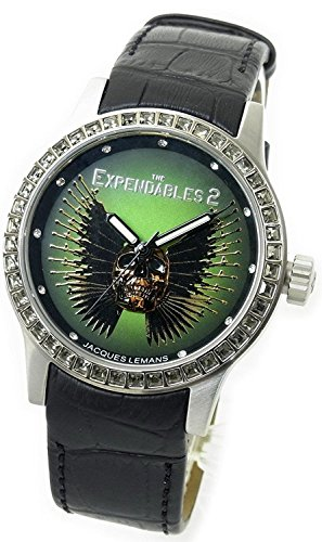 Jacques Lemans watch movie THE EXPENDABLES2 Official Watch E-225 Men's
