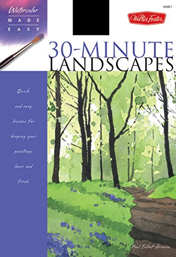 Pdf History Watercolor Made Easy: 30-Minute Landscapes