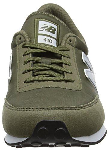 Adulto Balance – 410 Verde green Scarpe grey Da Unisex New Ginnastica 0dW8gf0Y