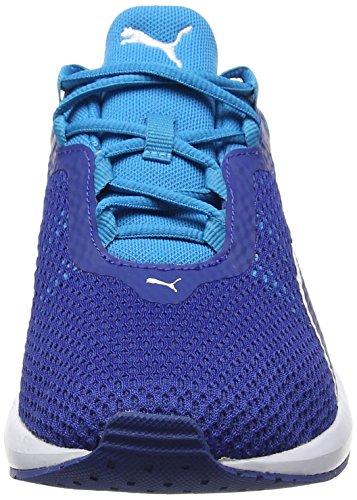 Puma Flare 2 Jr, Zapatillas Unisex Niños Azul (True Blue-true Blue 01)