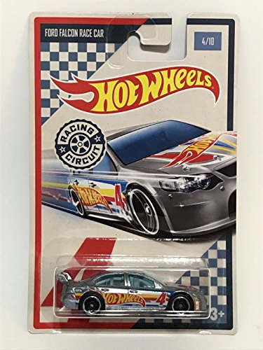 Hot Wheels Ford Falcon Race Car - Racing Circuit 4/10