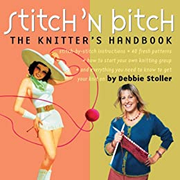 Stitch n Bitch Knitters Handbook ebook product image