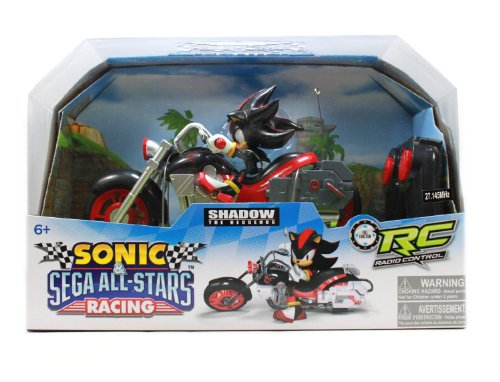 (NKOK Sonic and Sega All-Stars Racing Remote Controlled Car: Shadow The)